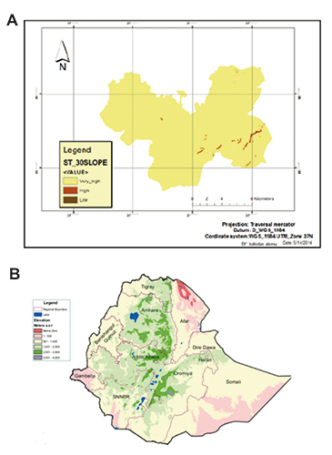 Mapping malaria risk using geographic information systems and remote